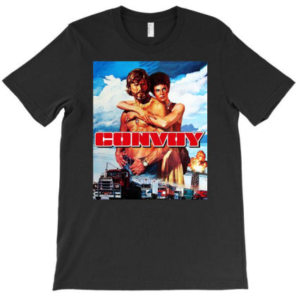 Convoy Macgraw Kristofferson Borgnine T-shirt Designed By Rs Shop