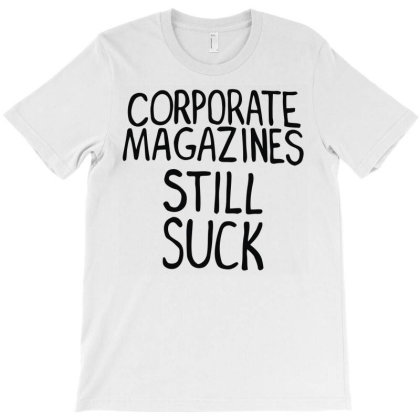 Corporate Magazines T-shirt Designed By Rs Shop