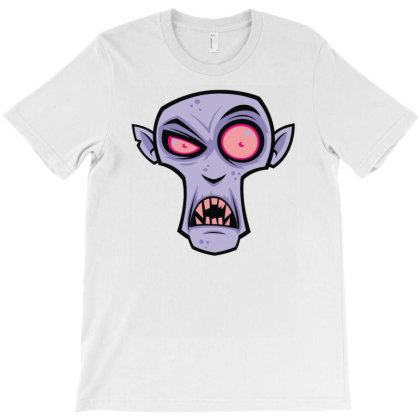 Count Dracula T-shirt Designed By Rs Shop