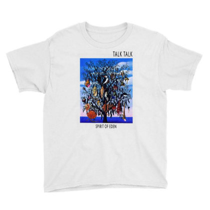 Talk Talk Band Youth Tee Designed By Peri