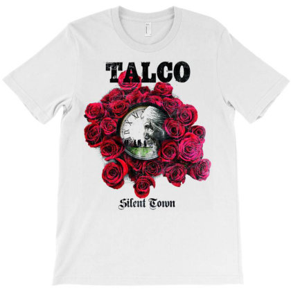 Talco Silent Town T-shirt Designed By Rogerjknutson