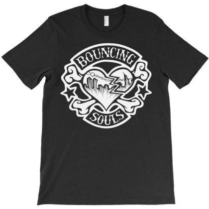 The Bouncing Souls T-shirt Designed By Marisakdejesus