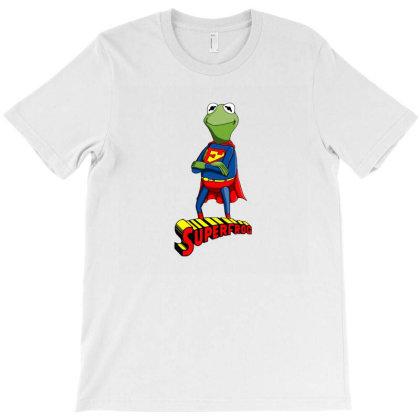 Superfrog T-shirt Designed By Shannontzhu