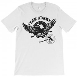 Team adams T-Shirt | Artistshot