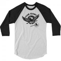 Team adams 3/4 Sleeve Shirt | Artistshot