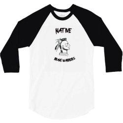 Brave native indians 3/4 Sleeve Shirt   Artistshot
