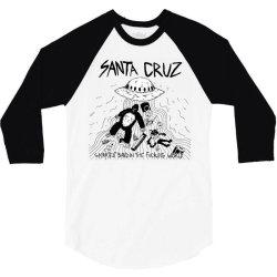 Broken Bones Smartest Band In The World 3/4 Sleeve Shirt   Artistshot