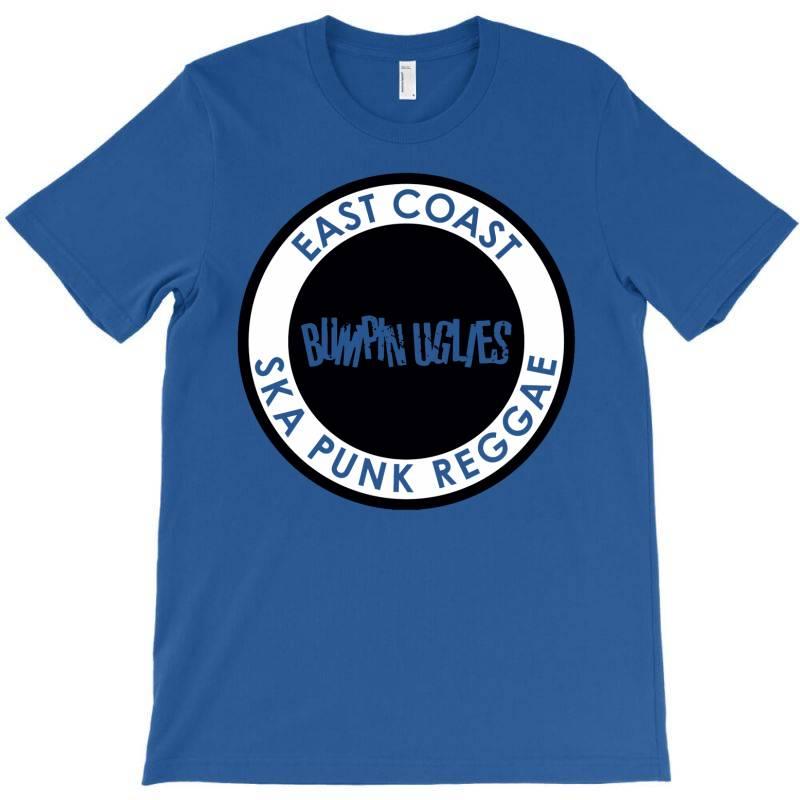 Bumpin Uglies East Coast Ska Punk Reggae T-shirt   Artistshot