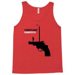 Streetlight Manifesto Tank Top   Artistshot