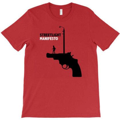 Streetlight Manifesto T-shirt Designed By St12sucks