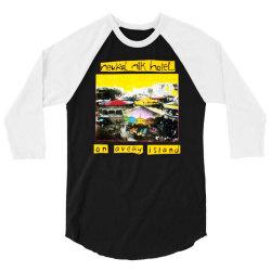 Neutral Milk Hotel On Avery Island 3/4 Sleeve Shirt   Artistshot