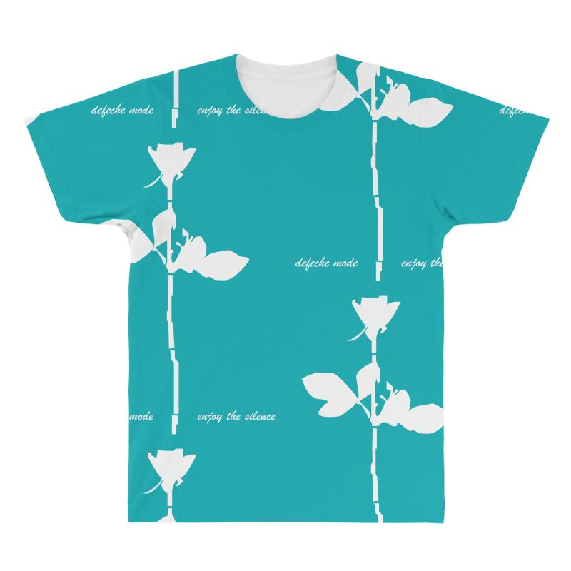 Depeche Mode Violator Enjoy The Silence Mens Music All Over Men's T-shirt | Artistshot