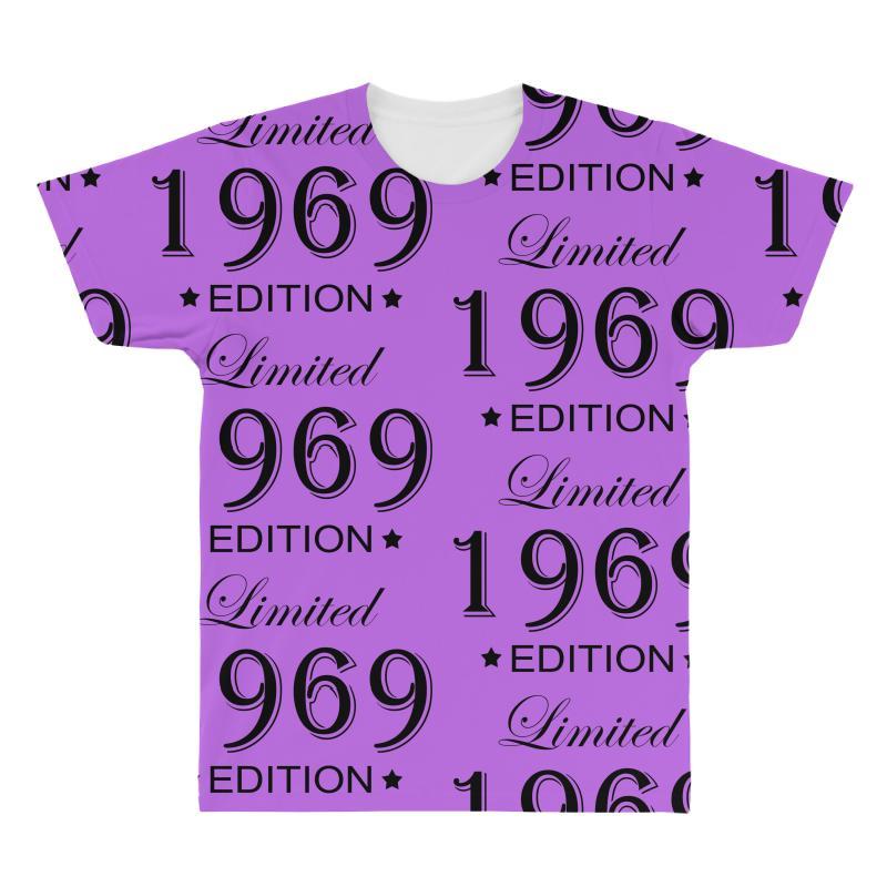 Limited Edition 1969 All Over Men's T-shirt | Artistshot