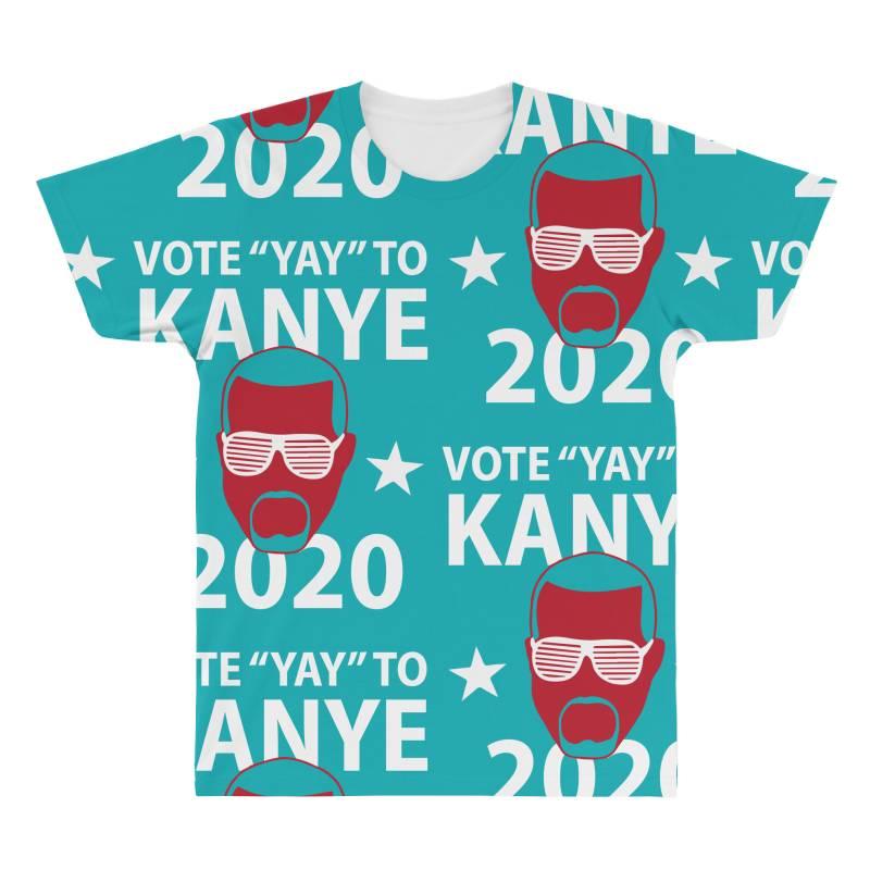 Kanye 2020 All Over Men's T-shirt | Artistshot