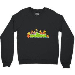 Tasha The Backyardigans Characters Crewneck Sweatshirt   Artistshot