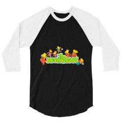 Tasha The Backyardigans Characters 3/4 Sleeve Shirt   Artistshot