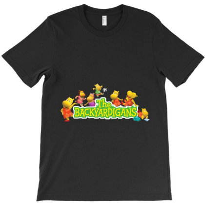 Tasha The Backyardigans Characters T-shirt Designed By Hello Asa