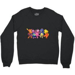 the Backyardigans Characters Crewneck Sweatshirt | Artistshot