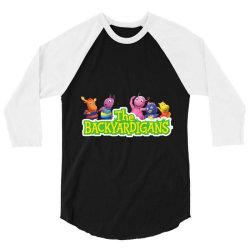 the Backyardigans Characters 3/4 Sleeve Shirt   Artistshot