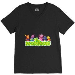 the Backyardigans Characters V-Neck Tee   Artistshot