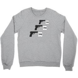 three gun bangs Crewneck Sweatshirt | Artistshot