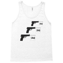 three gun bangs Tank Top | Artistshot