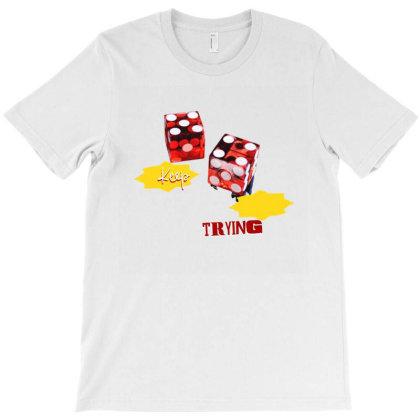 Dice Poker Deal T-shirt Designed By Artefact33