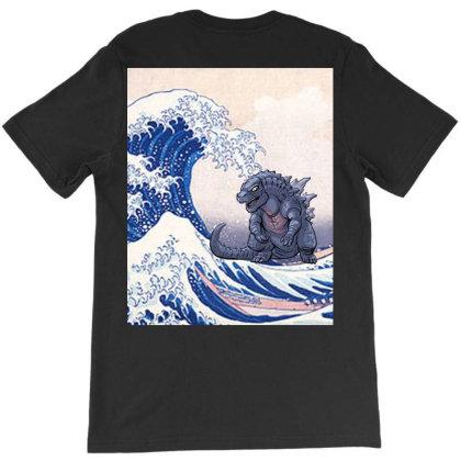 Godzila T-shirt Designed By Raja Jalan