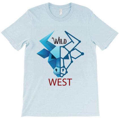 Wild West T-shirt Designed By Dev18