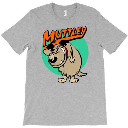 Muttley T-shirt Designed By Bobbylrobbins
