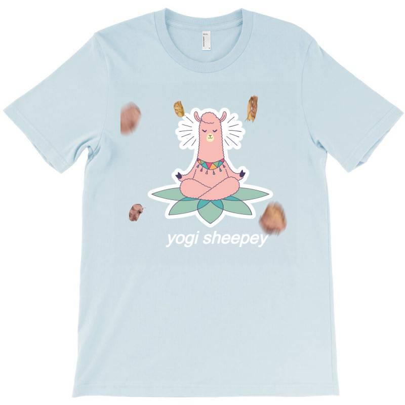 Llama Yoga Pose T-shirt | Artistshot