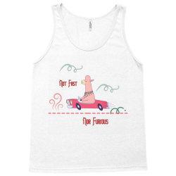 funny llama driving animal memes Tank Top   Artistshot