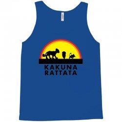 Kakuna Rattata Tank Top   Artistshot