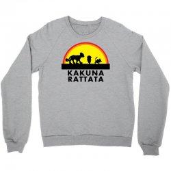 Kakuna Rattata Crewneck Sweatshirt   Artistshot