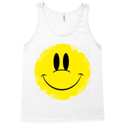 Smile Face Tank Top   Artistshot