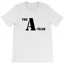 the a team stencil tshirt T-Shirt | Artistshot