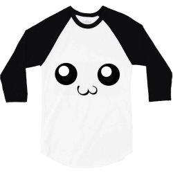 cute smile 3/4 Sleeve Shirt | Artistshot