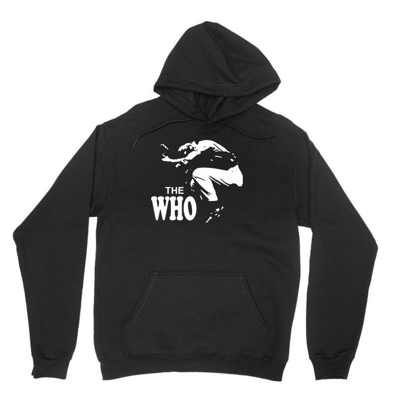 The Who Stencil Unisex Hoodie | Artistshot