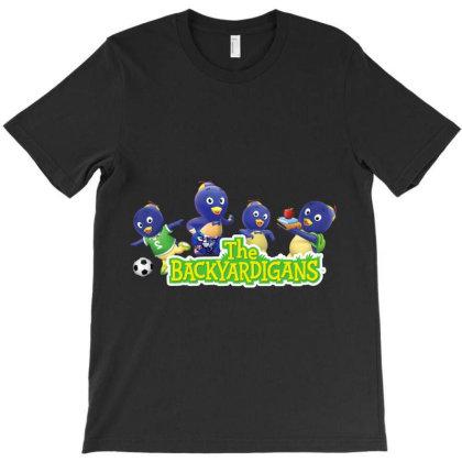 Pablo Backyardigans T-shirt Designed By Hello Asa
