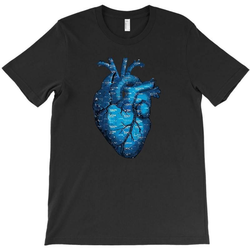 The Kooks Listen T-shirt   Artistshot