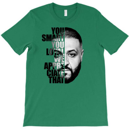 Dj Khaled T-shirt Designed By Richardakuntz