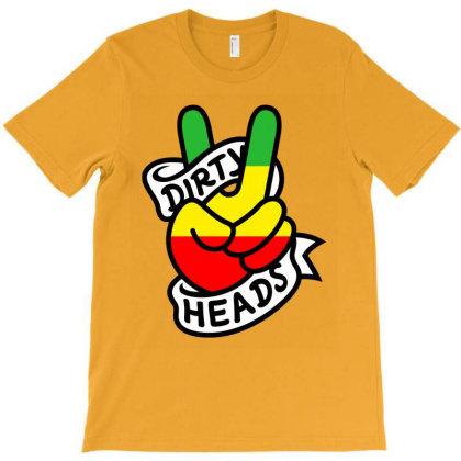 Dirty Heads T-shirt Designed By Richardakuntz
