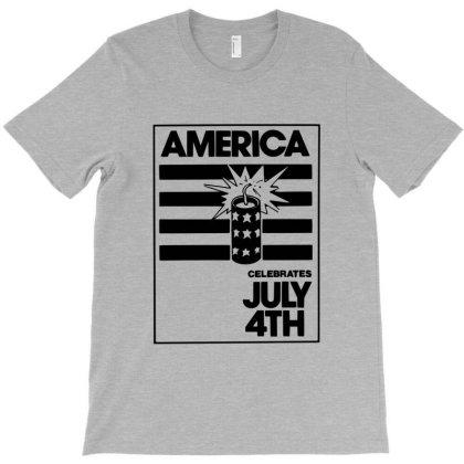 Celebrates July 4th T-shirt Designed By Dev18