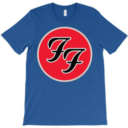 Foo Fighter T-shirt Designed By Thelmaaabreu