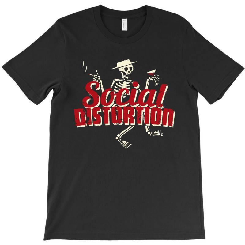 Social Distortion T-shirt   Artistshot