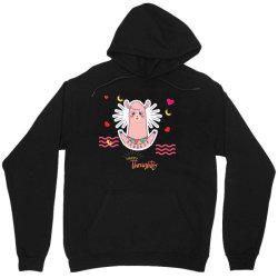 happy llama Unisex Hoodie | Artistshot