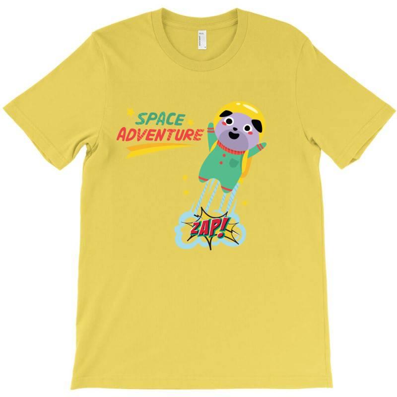 Space Adventure T-shirt | Artistshot