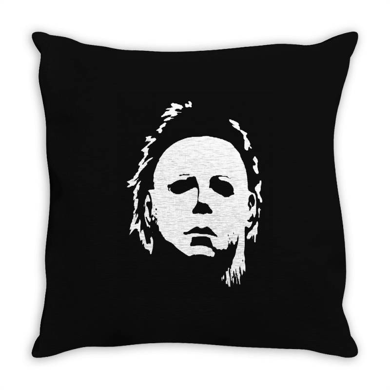 Movies Horror Throw Pillow | Artistshot