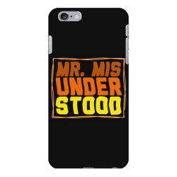 mr misunderstood iPhone 6 Plus/6s Plus Case | Artistshot