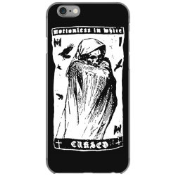 band metal with grim reaper iPhone 6/6s Case | Artistshot